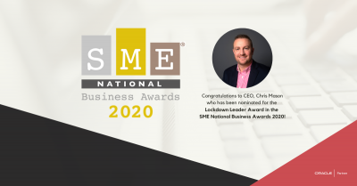 SME Award – Website Image