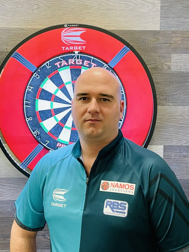 Rob Cross Namos Sponsorship