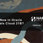 What's New in Oracle Financials Cloud 21B?